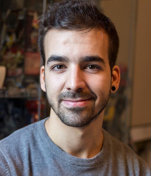Guillermo Martínez Gauna-Vivas, Premio FPdGi Social 2020